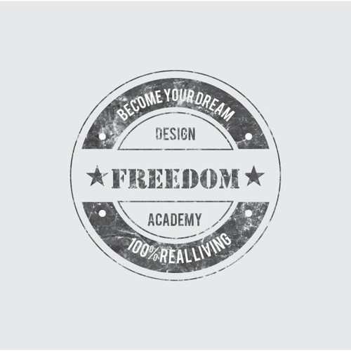 Freedom Design Academy needs a new logo