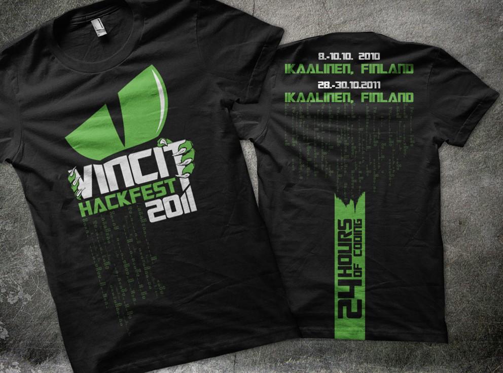 Vincit needs a new t-shirt design