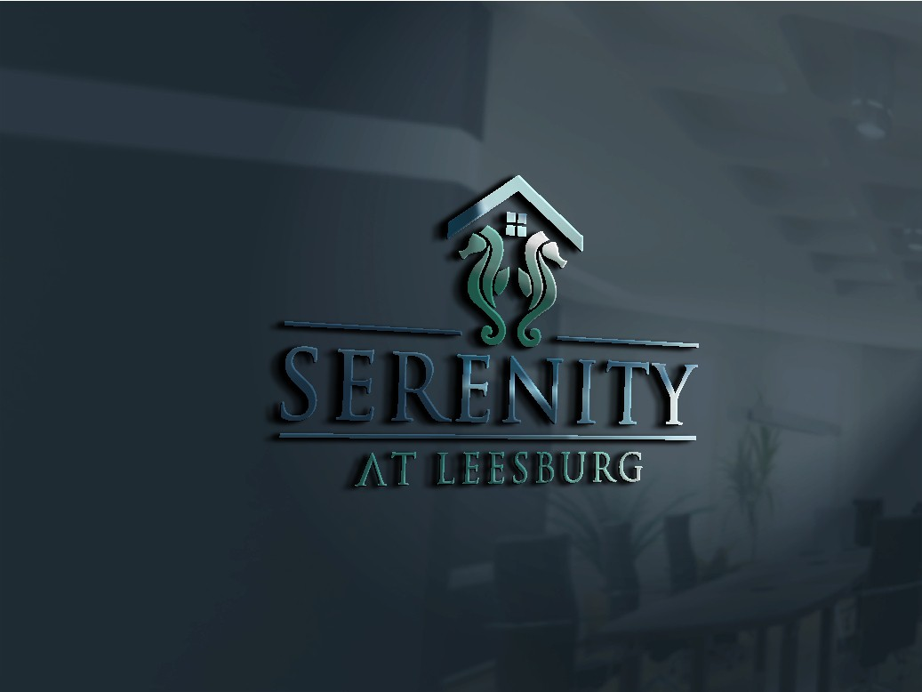 Need Update of Current Logo - Serenity At Leesburg