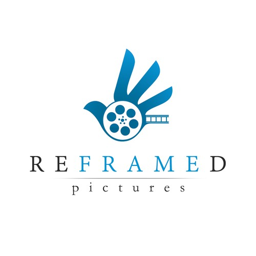 Logo for Reframed Pictures