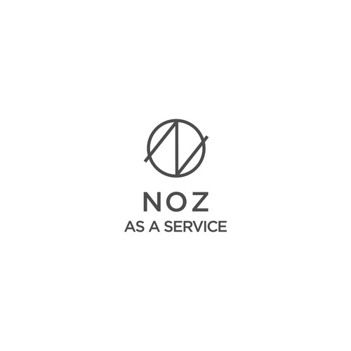 Create a Logo for First-time Entrepreneur's Lifestyle Company, Noz as a Service!