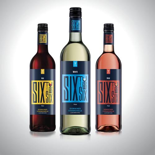 The 66 wine branding final round