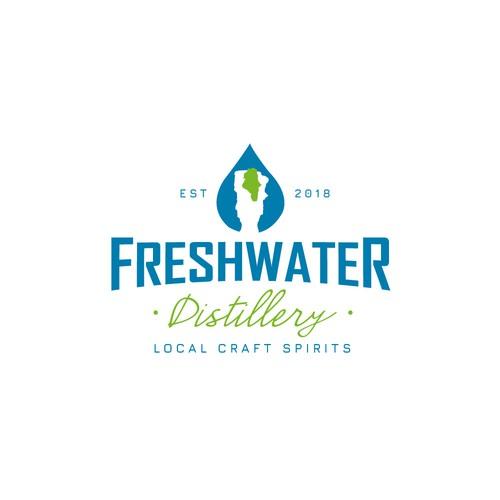 Logo for Freshwater Distillery