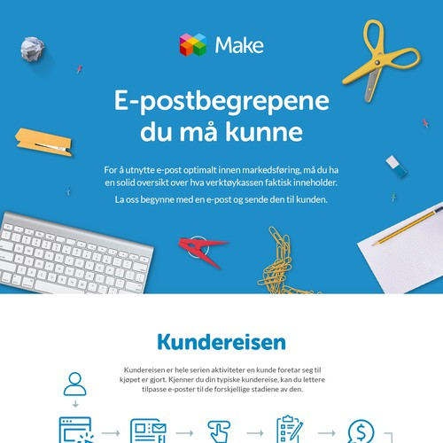 Make - Bold Infographic