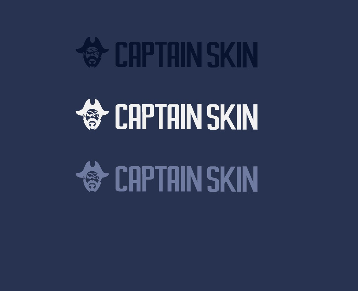 Captain Skin Logo