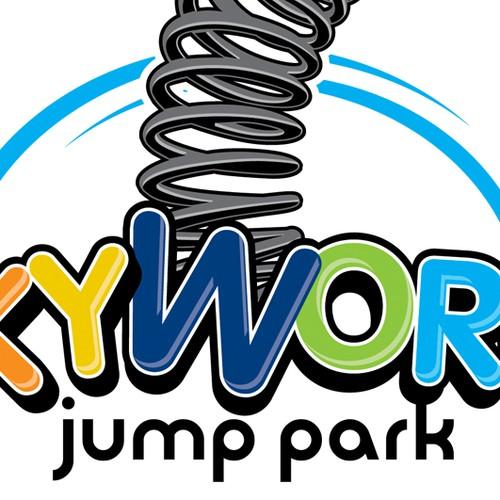 SkyWorks Jump Park needs a new logo