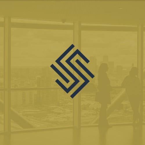 Bold logo concept for Synerje