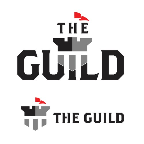 A unique logo of The Guild