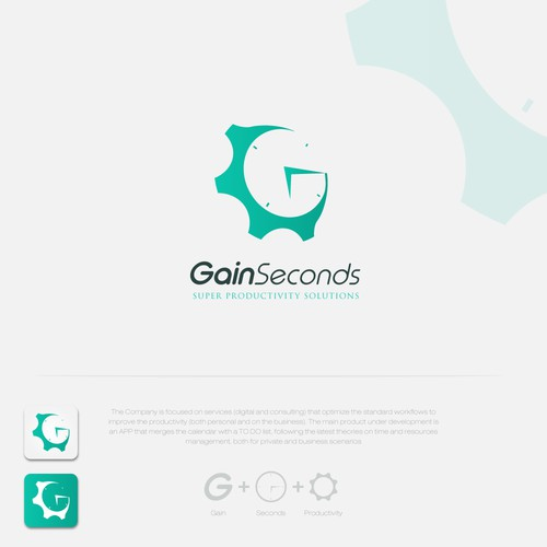 Logo for GainSeconds