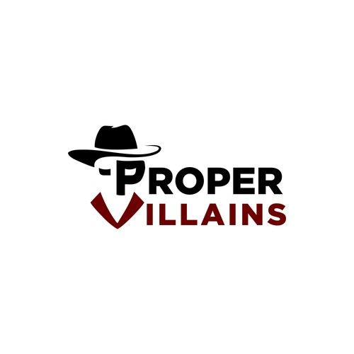 logo proper villains