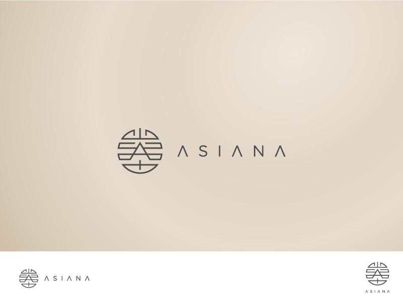 Logo for high-end restaurant