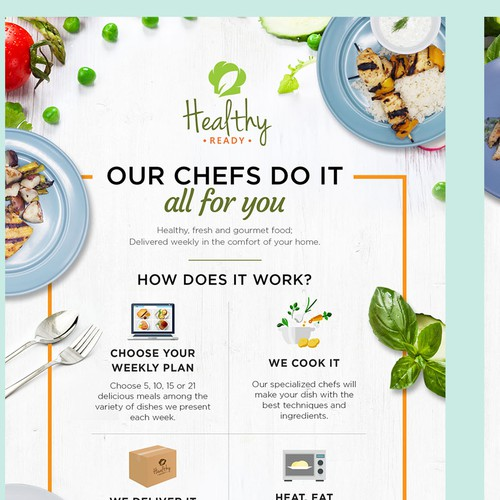 Healthy ready flyer