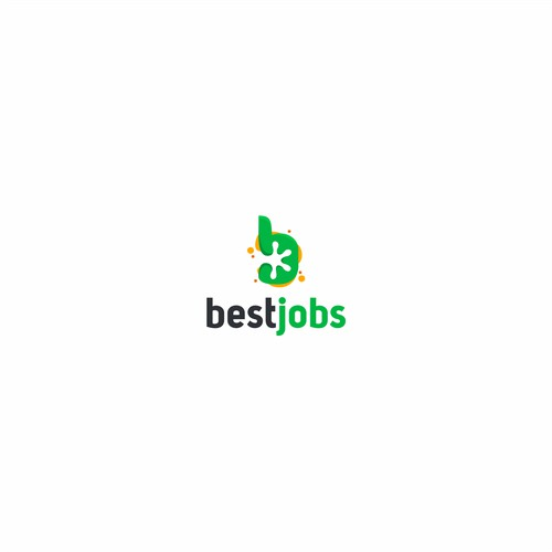 Declined logo for bestjobs