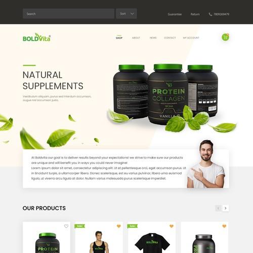 Supplement website