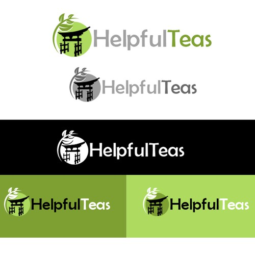 logo for Helpful Teas.com