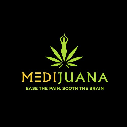 Cannabis dispensary logo