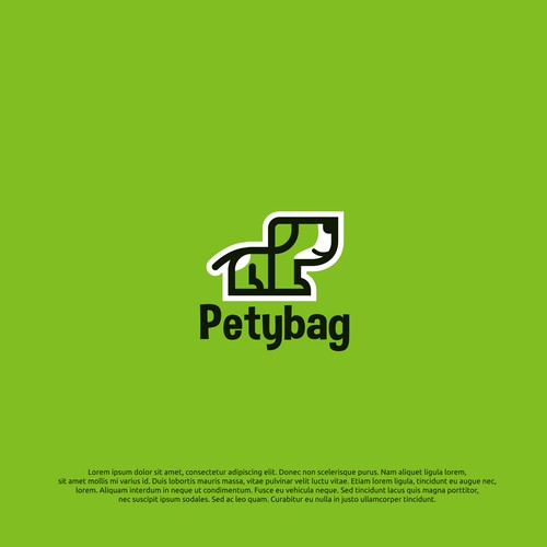 logo concept for petybag