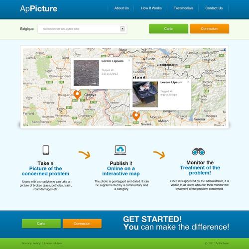 Website Design for MopSpace