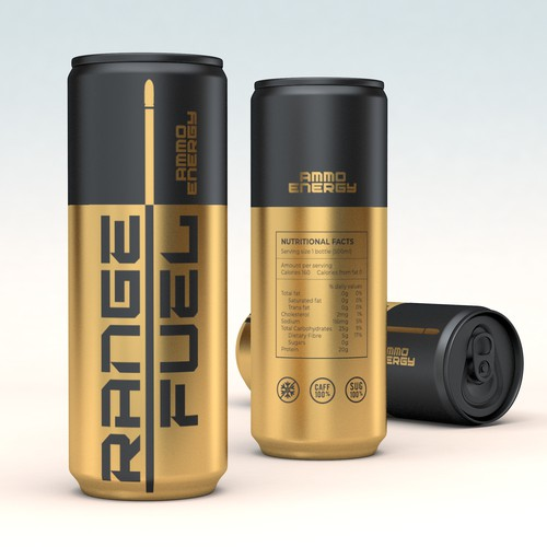 Range Fuel Energy Drink