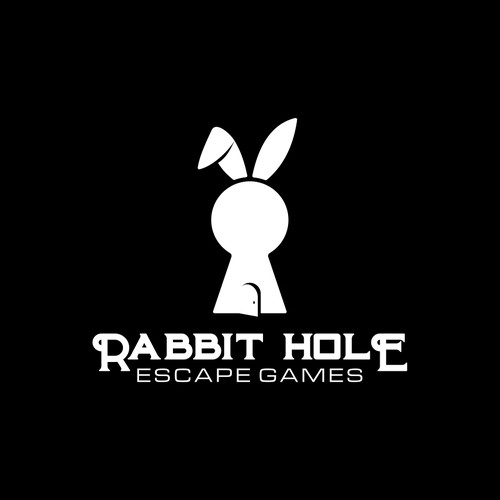 Simple and creative game logo