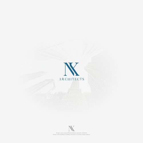 New logo for NK Architects