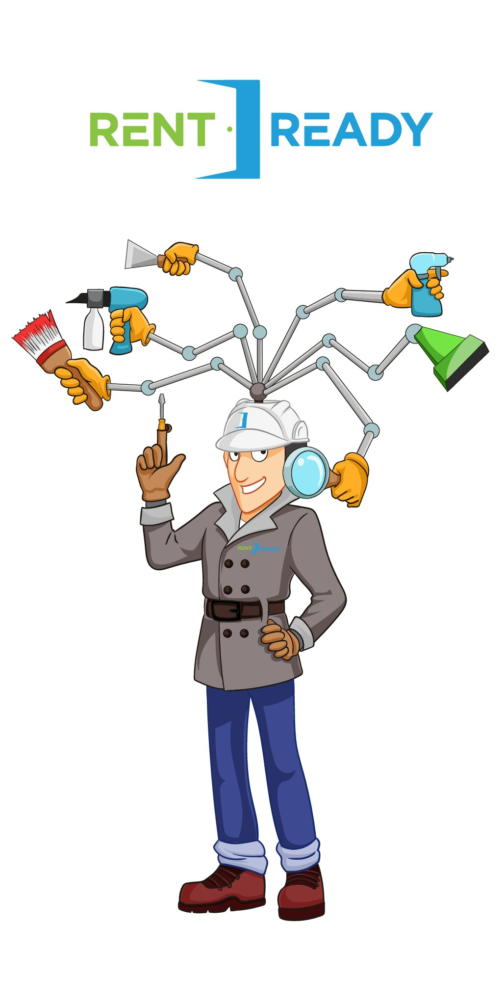 Modern Day Go-Go Gadget Crafted to Our Business
