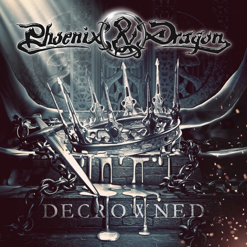 Decrowned - Phoenix&Dragon cover art