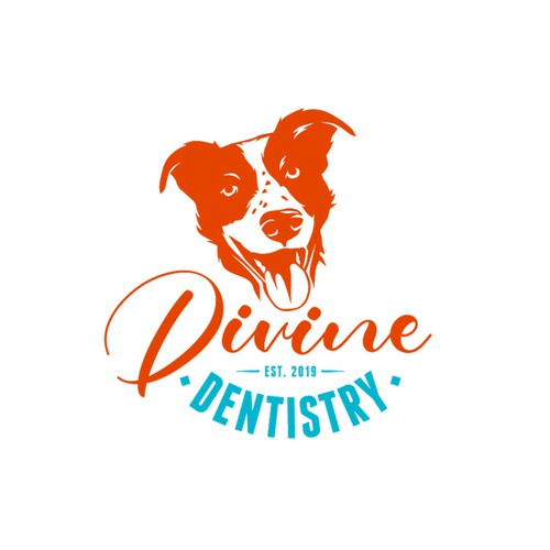 Logo for mobile veterinary dentistry truck