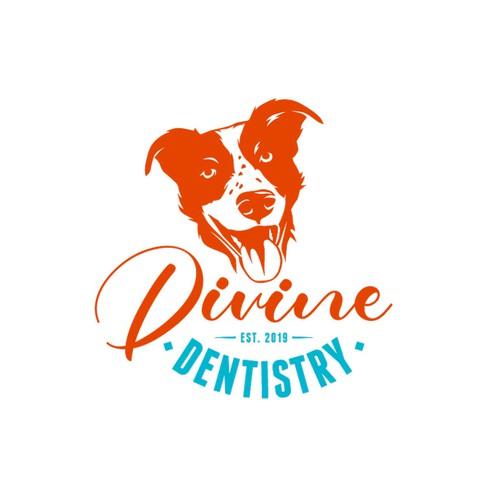 Logo for mobile veterinary dentistry truck