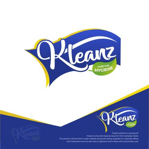 Kleanz logo design