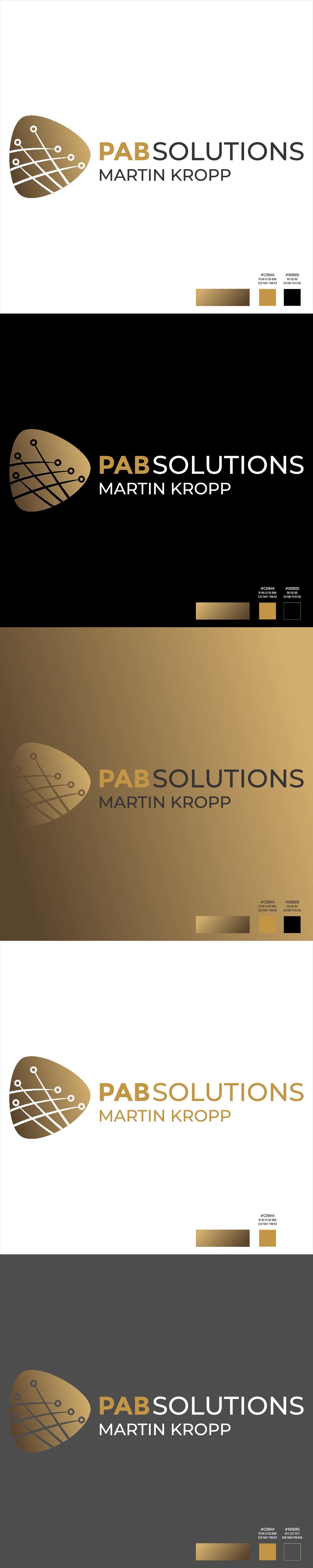 Modernes Logo für ein regionales IT-Unternehmen