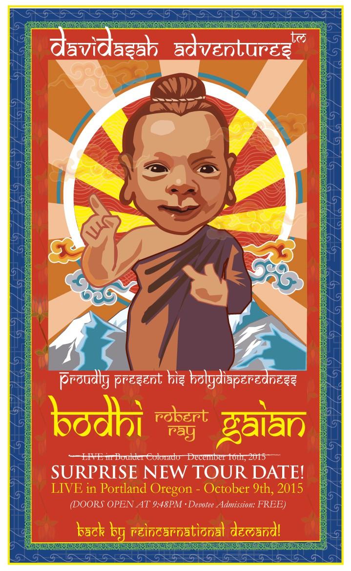 "Let's Create a ""Buddha Baby Birth Announcement"" Card!"