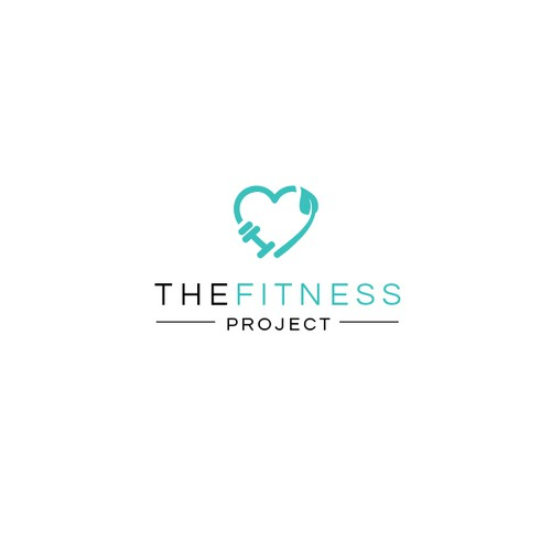 Logo for Fitness project