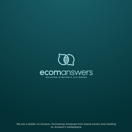 Corporate Logo for Ecom Answer