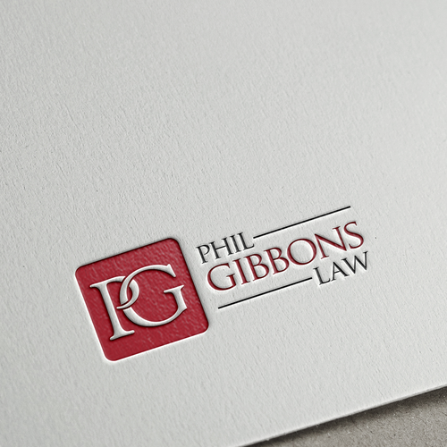 Phil Gibbons Law Logo