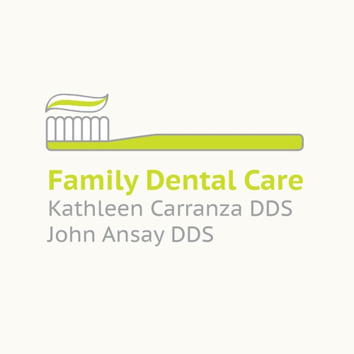 Dental office new logo