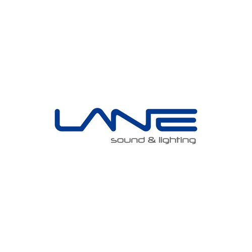 Lane needs a new logo and business card