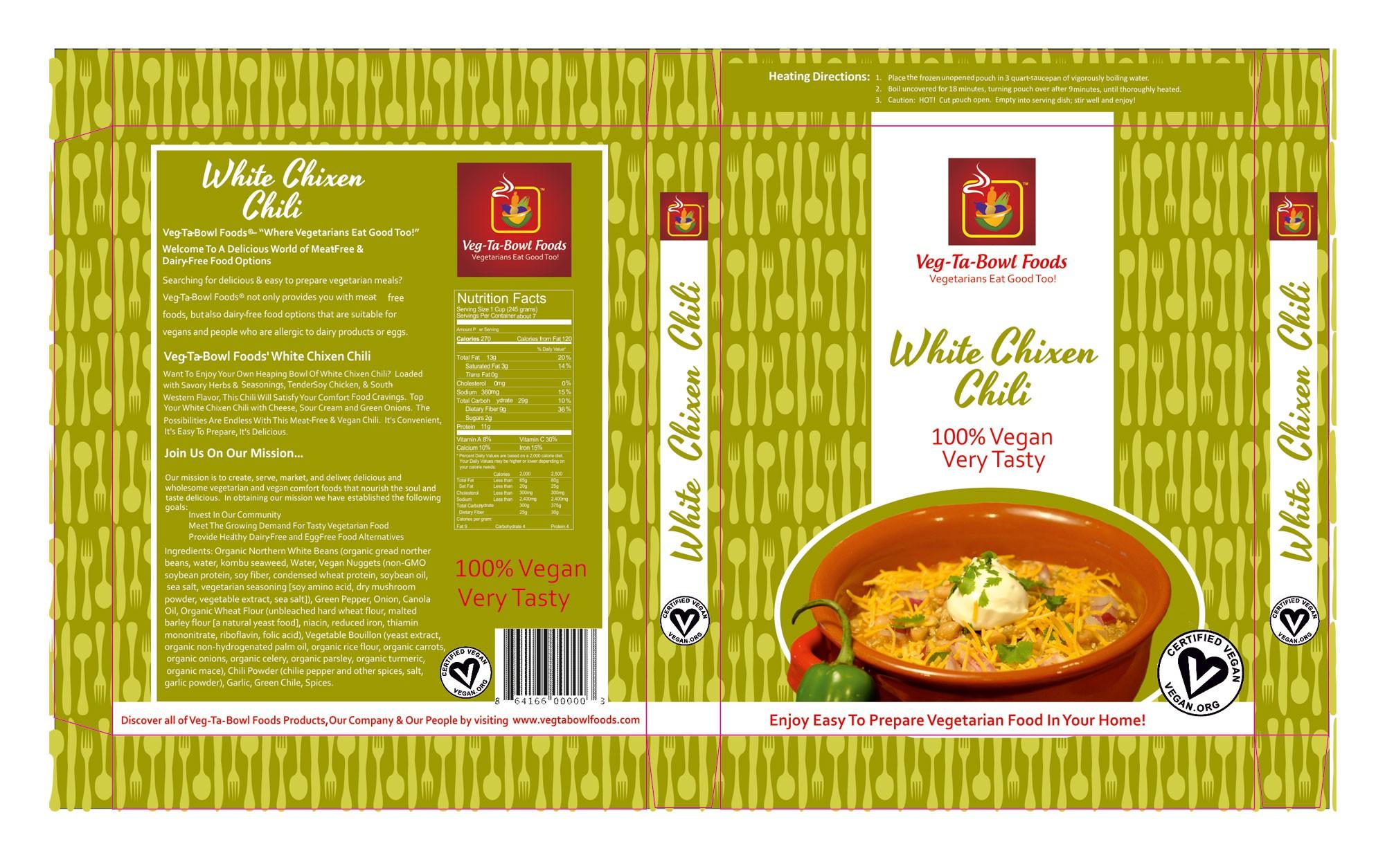 Create Consumer Grabbing Packaging for Brand Spanking New Vegetarian & Vegan Food Products