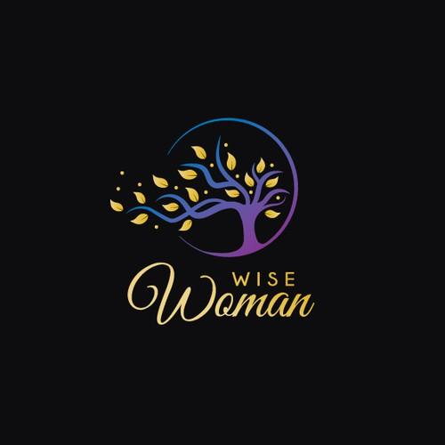Feminine logo for