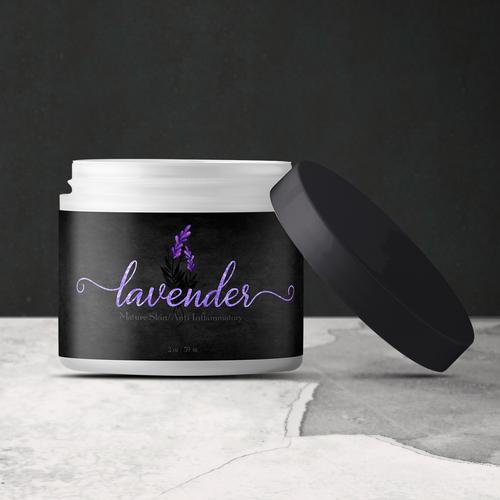 Lavender skin cream
