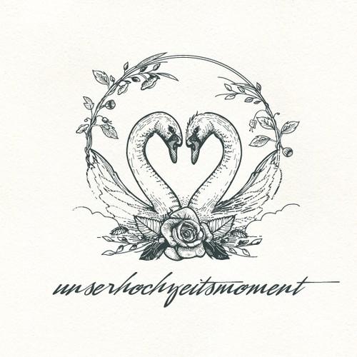 Unserhochzeitsmoment logo