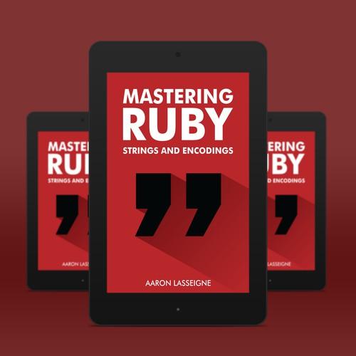Mastering Ruby E-Book cover