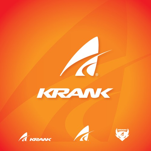 Krank out a Surf Brand Logo