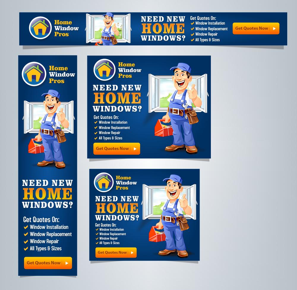 Cool & Fun Home Windows Banner Ad