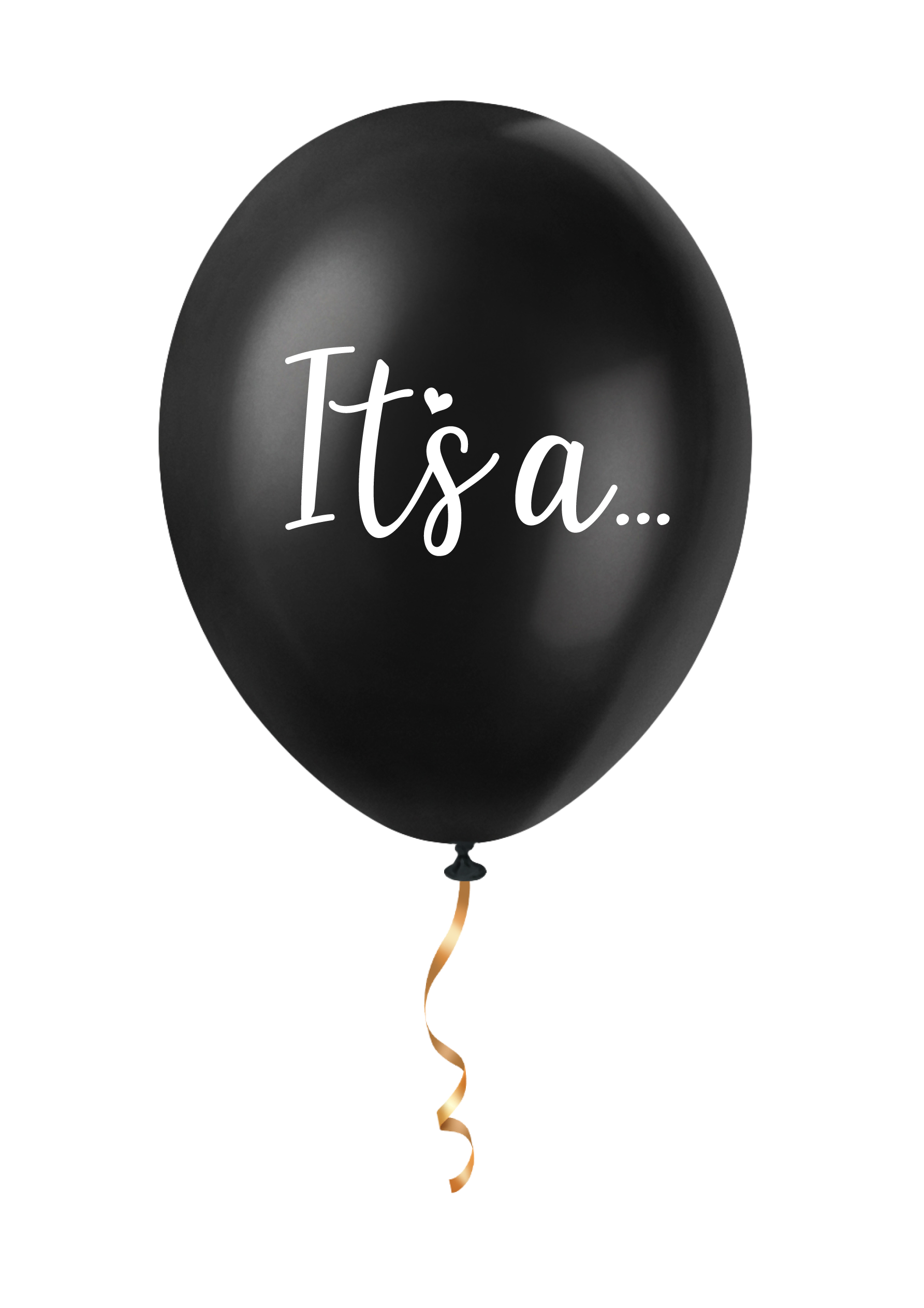 Graphic for Gender Reveal Balloon