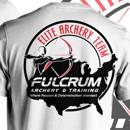Fulcrum archery & traning shirt