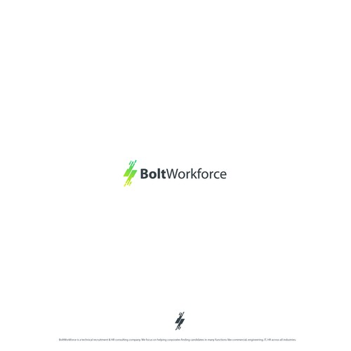 Bolt workforce logo