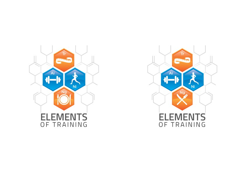 Create the powerful logo for  Elements of Training