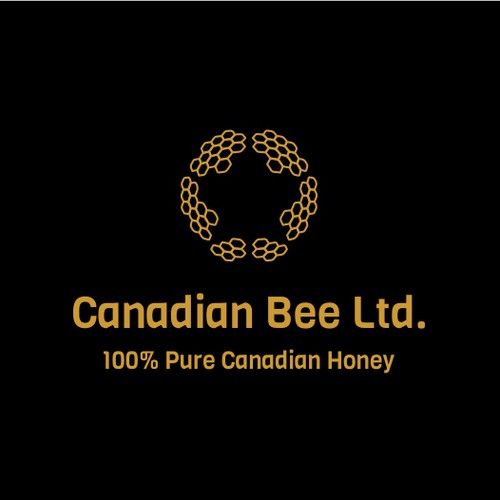 Logo for Honey and natural products