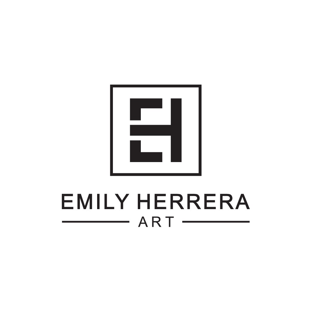 Modern artist needs a logo and knows Enough about design to know she needs help.